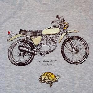 Honda SL-125 t-shirt