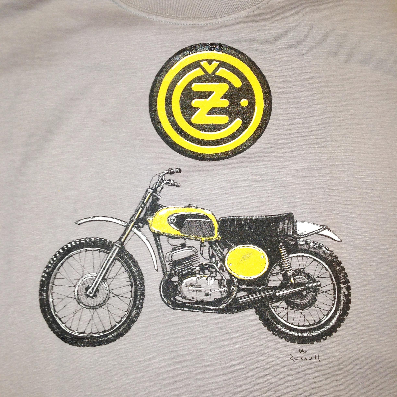 Welp 1972 CZ – Vintage Motor Company JP-13