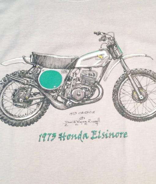 1973 Honda Elsinore