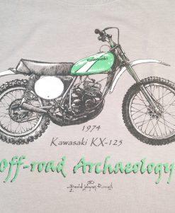 kawasaki 125 t-shirt