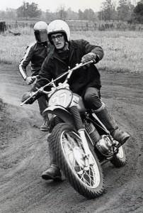 Charles Shank racing
