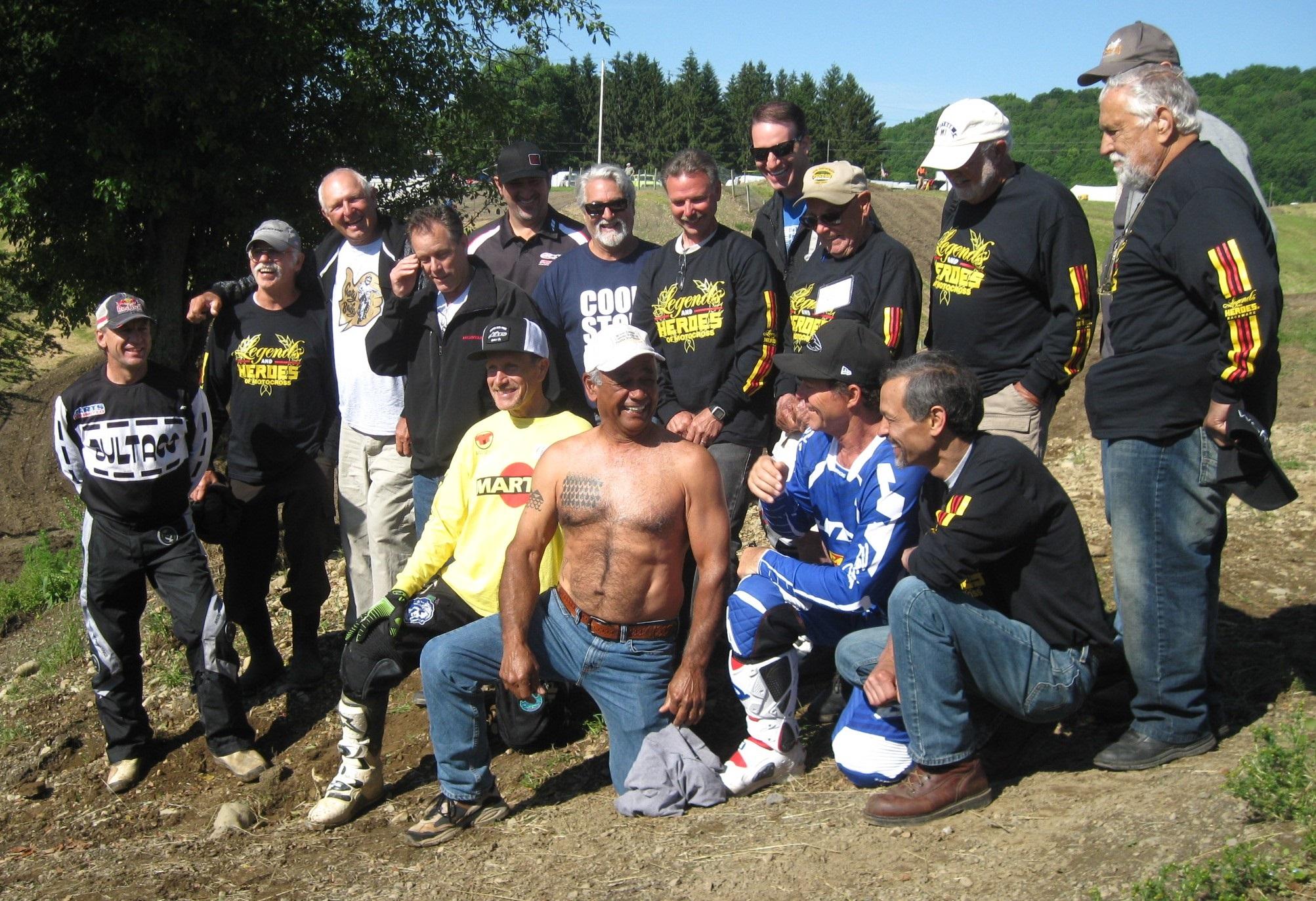 Motocross Veterans
