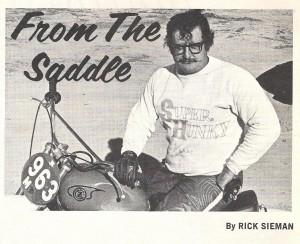 Rick Sieman Dirt Bike Magazine