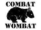 combat wombat logo