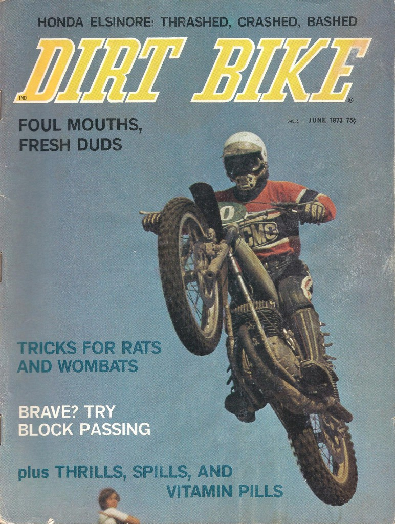 DIRT BIKE Magazine, 1972