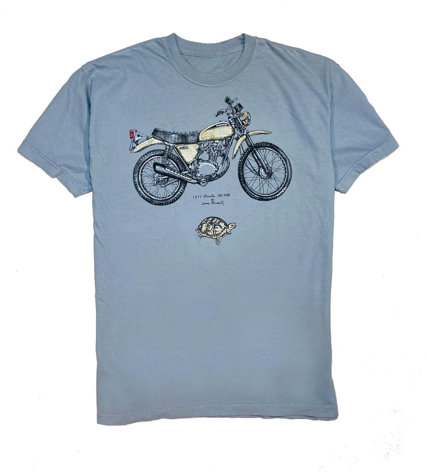 1971 Honda SL-125 t shirt