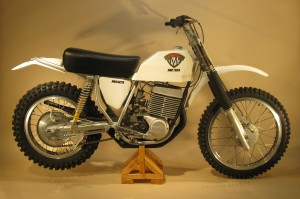 A Maico 501, a truly phenomenal dirt bike