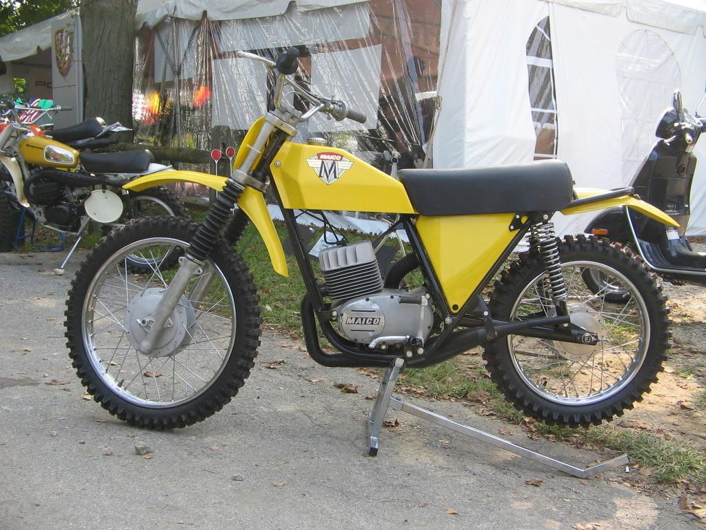 MAICO motorcycle
