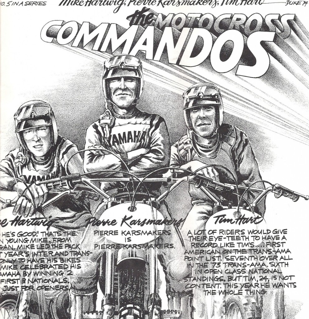 Motocross Commandos