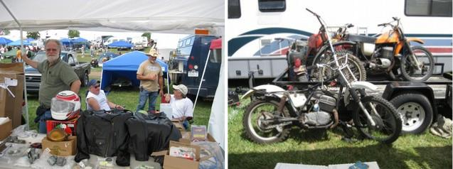 National and Regional motorcycle event