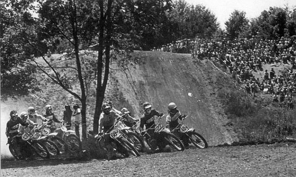 Tim Hart, rider #5