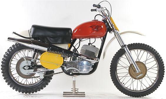 1969 CZ 250