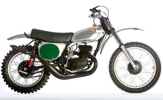 The remarkable 1973 Honda Elsinore 250
