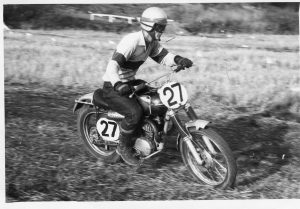 Ake Jonsson Motocross