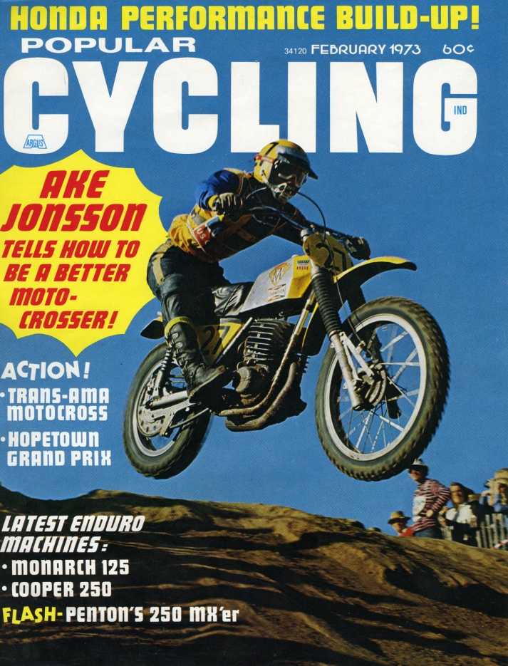 Ake Jonsson Popular Cycling