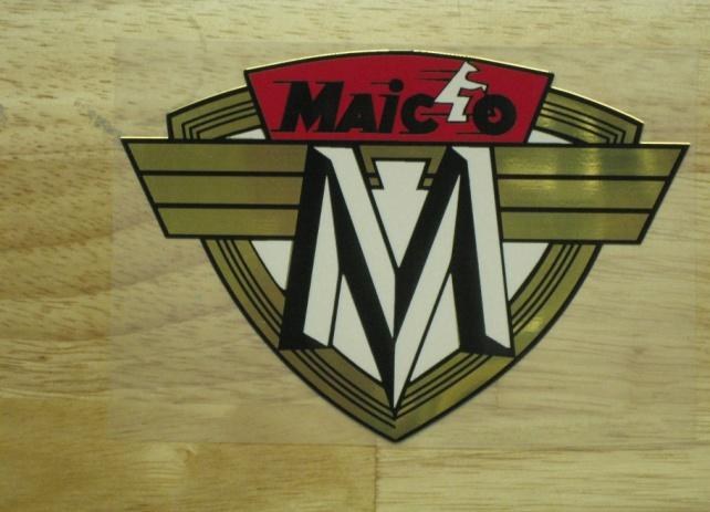 Early Maico logo
