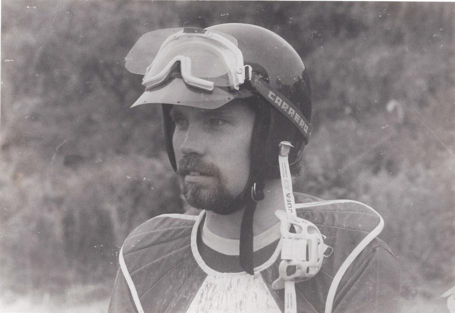 "Finn Heikki (""The Flying Finn"") Mikkola"