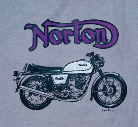 Norton Commando t shirt