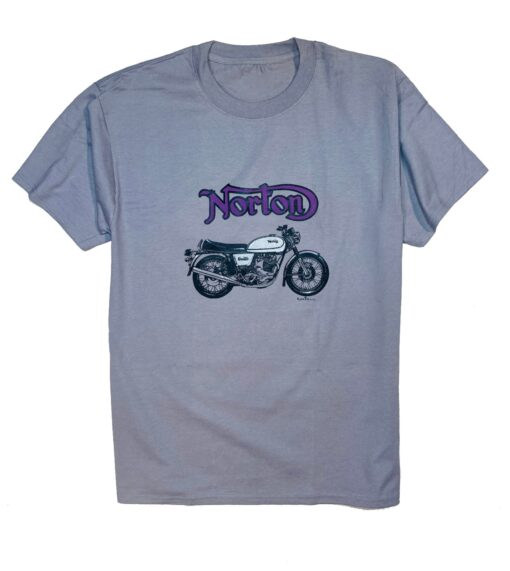 Norton Blackshadow t shirt