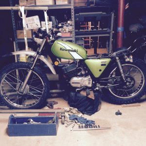 Kawasaki restoration project