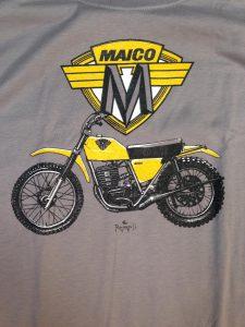 1973 Maico Motocross