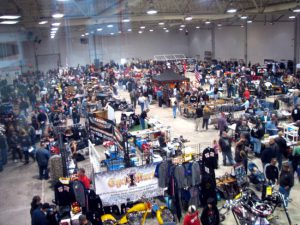 Potomac Vintage Riders Swap Meet