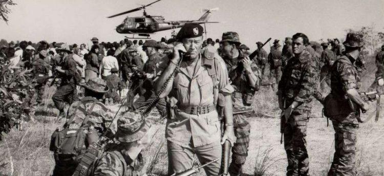John Wayne, Green Berets