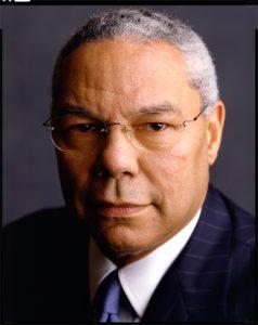 Colin Powell Vietnam vet