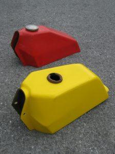 aftermarket maico fuel tanks