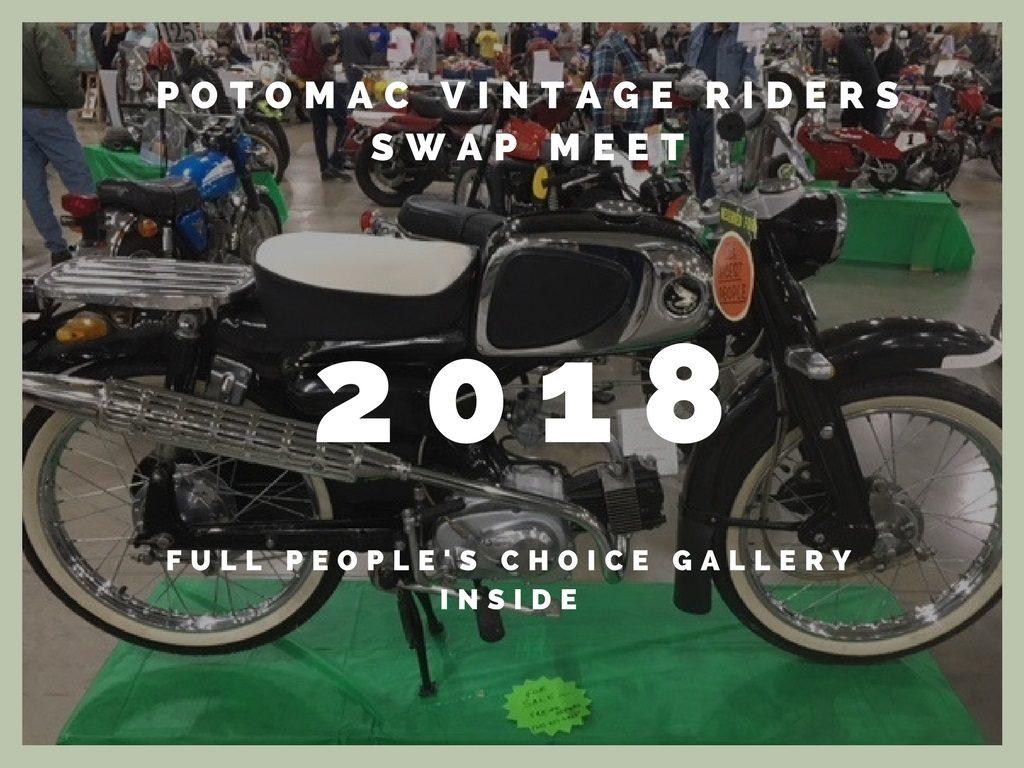 2018 Potomac Vintage Swap Meet
