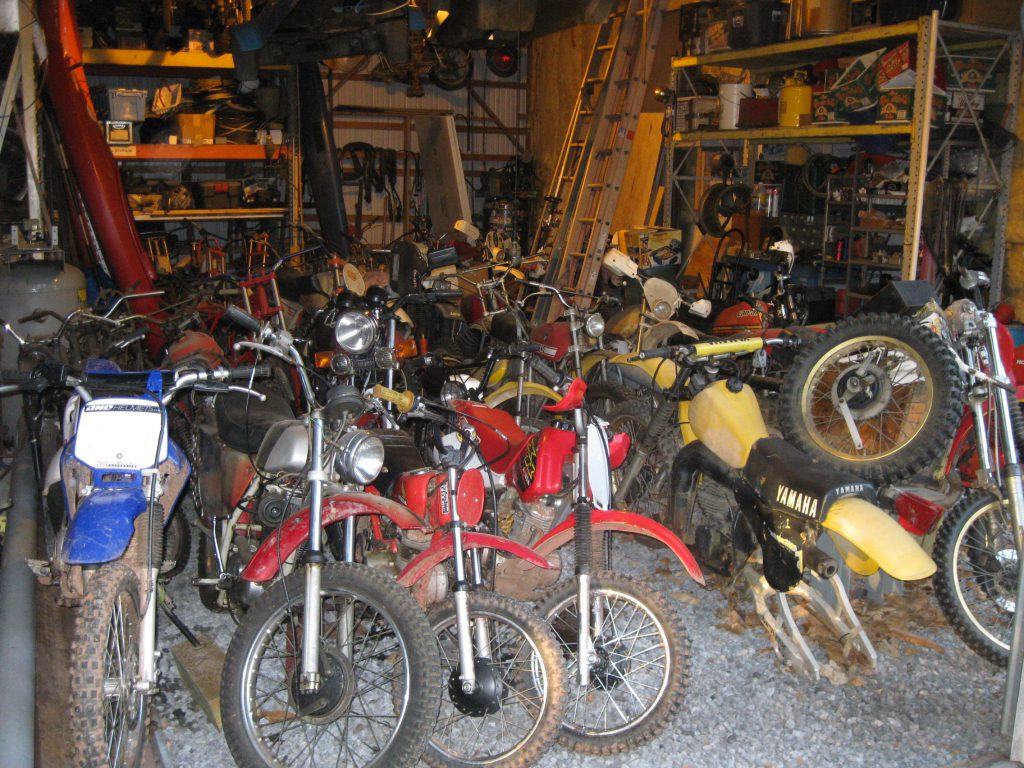 vintage motorcycle projects