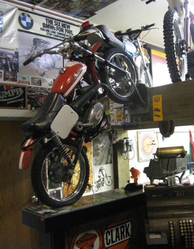 Italian made Indian mini-cycle