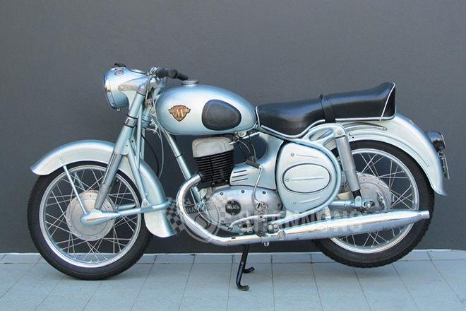 Early Maico 250cc