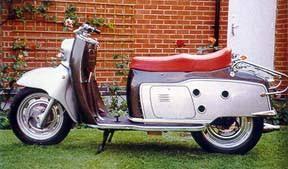 Maicoletta scooter