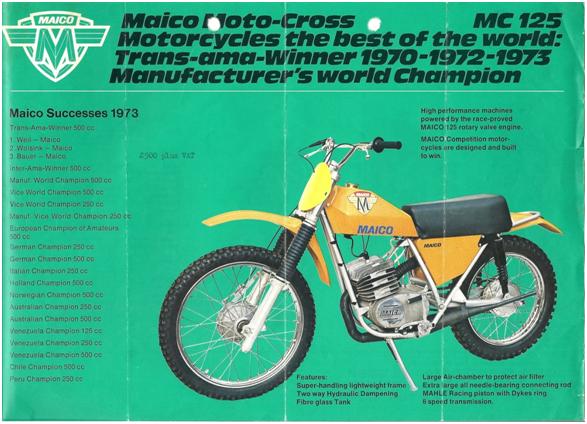 Maico 125