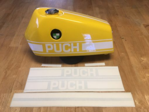 Puch Decal