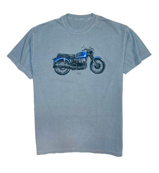 1971 BMW R75/5 t shirt