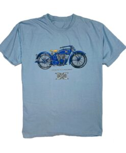 Excelsior motorcycle t shirt