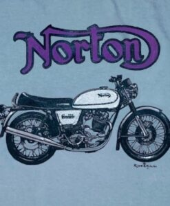Norton Vintage motorcycle t-shirt