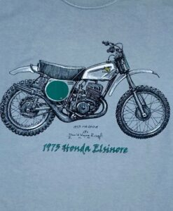 Honda Elsinore t shirt