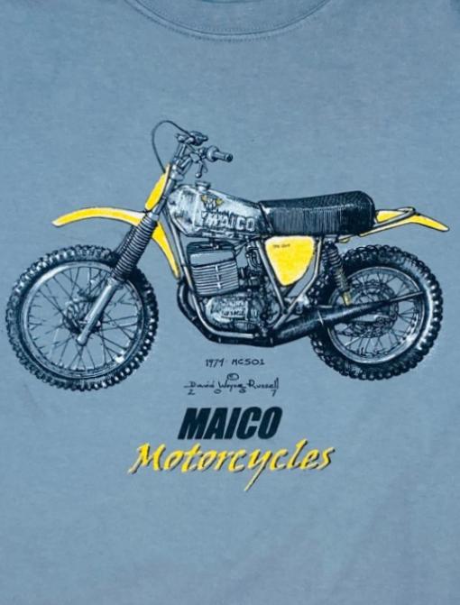 Maico 501 t-shirt