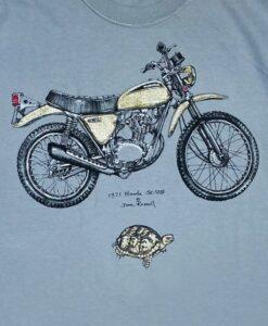 Honda SL-125 t shirt